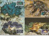 Marshall Islands 1986 - fauna marina, serie maxima
