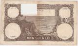 ROMANIA 100 LEI FEBRUARIE 1940 U