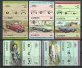 St Vincent 1984 - automobile-2, serie neuzata