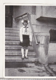 Bnk foto - Pionieri, Alb-Negru, Portrete, Romania de la 1950
