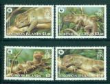 Insulele Solomon 2005 - Fauna WWF, serie neuzata