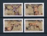 Tajikistan 2009 - Fauna, cerb, WWF serie neuzata