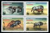 Mozambic 2000 - Fauna WWF serie neuzata