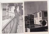 bnk foto - Motonava Carpati pe Dunarev - anii `70 - lot 6 fotografii