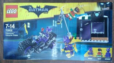 Lego Batman Original 70902 -  Urmarirea Catwoman - Nou, Sigilat foto