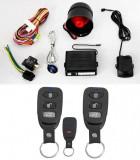 Alarma auto K135 cu 2 telecomenzi
