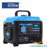 Generator de curent pe benzina cu invertor 1200 W ISG 1200 ECO GUEDE 40657