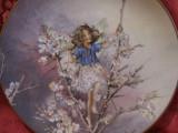 FARFURIE DECORATIVA PORTELAN VILLEROY&BOCH DECOR ELFI DE CICELY MARY BARKER