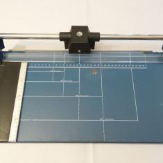 Ghilotina taiat hartie cu rola 34 cm profesionala