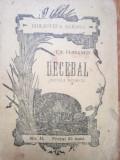 Ioan Pop Florantin - Decebal (Nuvela istorica) 1896