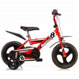 Bicicleta 123 GLN 12 inch, Dino Bikes
