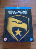 G.I. Joe 1 & 2 Double Pack  [2 Discuri Blu-Ray]  fara subtitrare in limba romana, BLU RAY, Engleza, paramount