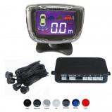 Senzori parcare cu display LCD S500, ZDM