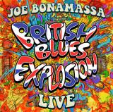Joe Bonamassa British Blues Explosion (2cd)