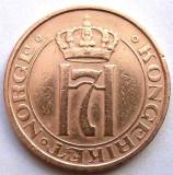 Norvegia Haakon VII (1905-1929) 2 Øre 1928, Europa