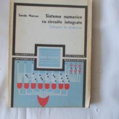 LXX 01 - Sisteme numerice cu circuite integrate-Culegere de probleme-S.Maican