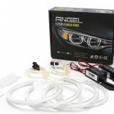 Kit Angel Eyes CCFL BMW E46 Rosu