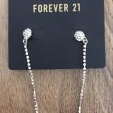 Cercei Fashion FOREVER 21, Potriviti pentru o tinuta eleganta