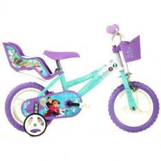 Bicicleta Frozen 12 Inch, Dino Bikes