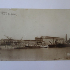 Carte postala Galati,circulata 1936