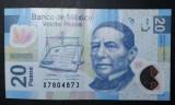 Mexic 20 pesos 2007 2