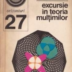 N. I. Vilenkin - Excursie in teoria multimilor, 1986