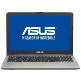 Laptop Asus X541UV-DM1431 15.6 inch FHD Intel Core i3-7100U 4GB DDR4 1TB HDD nVidia GeForce 920MX 2GB Endless OS Chocolate Black