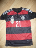 Tricou al Echipei Nationale Fotbal a Germaniei la FIFA 2014 ,nr.21 Reus , Adidas