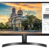 Monitor IPS LED LG 29inch 29WK500-P, 2560 x 1080, HDMI, 5 ms (Negru)