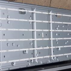 Set 2 buc Backlight cy-gm049hglv1h V6DU-490DCA-R0 +  V6DU-490DCB-R0  barete led
