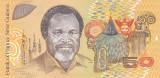 Bancnota Papua Noua Guinee 50 Kina (1989) - P11 UNC