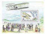 Grenada 1978 - Aviatie, colita neuzata