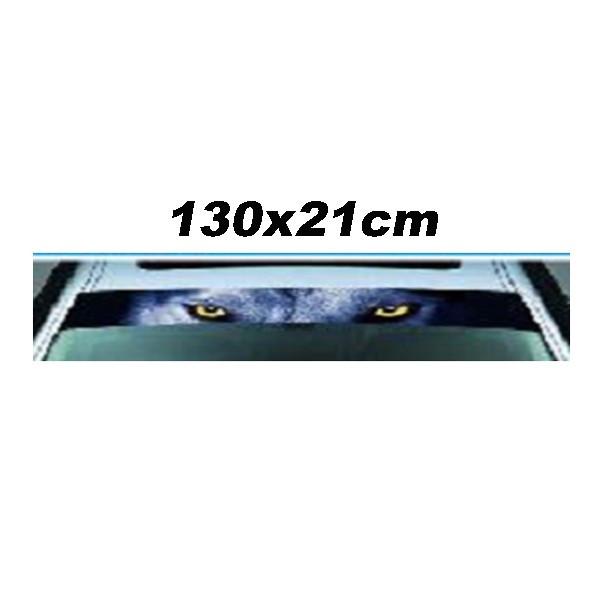 Abtibild STICKER tip parasolar parbriz luneta  AL-060718-3