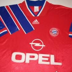 Tricou ADIDAS fotbal (model vechi) - BAYERN MUNCHEN, L, Din imagine, De club
