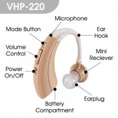 Aparat auditiv digital Zinbest VHP-220 , urechea stanga / dreapta