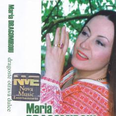 Caseta audio: Maria Dragomiroiu - Dragoste otrava dulce ( 1999 - originala ), Casete audio