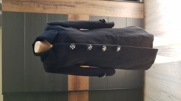 Palton fabulos de designer japonez, TSUMORI CHISATO mărimea S