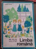 MANUAL PENTRU SURZI,1977- LIMBA ROMANA ,CLASA A IV-A, Clasa 4