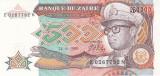 Bancnota Zair 500 Zaires 1989 - P34 UNC