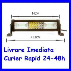PROIECTOR LED  180W 14400 Lumen Alb RECE - cele mai puternice Rollbar-uri