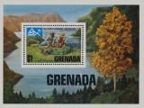 Grenada 1975 - Cercetasi, colita neuzata