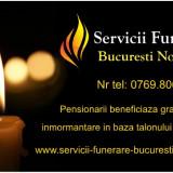 Servicii Funerare Bucuresti si Ilfov 0769800400 NON STOP