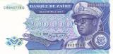 Bancnota Zair 200.000 Zaires 1992 - P42 UNC