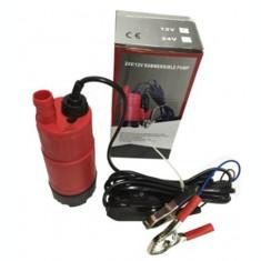 Pompa submersibila electrica transfer combustibil  24V AL-120718-9