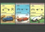 St Vincent 1985 - automobile, serie neuzata
