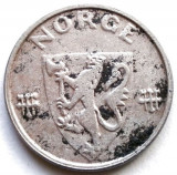 WW2 , NORVEGIA   German Occupation , 1 ORE 1942, Europa