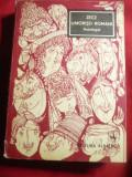 Antologie- 10 Umoristi Romani -ilustratii Tia Peltz ,ingrijit de G.Zarafu, 350 p