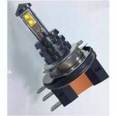 SET Bec H15 3535 4 LED lumina alba Epistar 20W 12V AL-060718-13