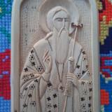 Icoana lemn tei Sf.Vasile Cel Mare