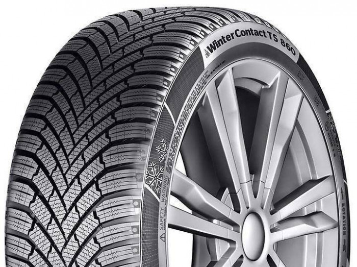 Anvelope Iarna Continental Contiwintercontact Ts 860 205/55 R16 91H MS